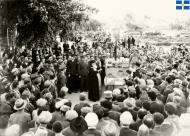 Asisbiz Bishop of Canea blessing Bren carriers and light tanks Crete 15 Oct 1940 IWM E1198