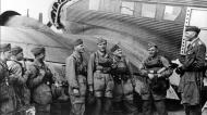 Asisbiz German paratroopers at a transport aircraft before the start of Operation Mercury ebay 01