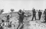 Asisbiz German paratroopers capturing British soldiers during the Battle for Crete May 1941 ebay 01