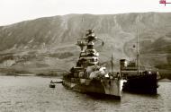 Asisbiz HMS Barham oiling in Suda Bay Battle of Crete Greece IWM AX28Ab