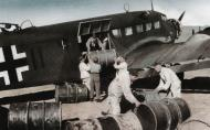 Asisbiz Junkers Ju 52 3mg4e ferrying in supplies prior to operation Mercury 1941 01