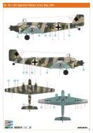 Asisbiz Junkers Ju 52 4U+NH Operation Merkur Crete May 1941 eduard 0B