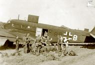 Asisbiz Unternehmen Merkur Junkers Ju 52 3.KGrzbV106 9P+BL Crete May 1941 01
