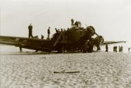 Asisbiz Fall Gelb Junkers Ju 52 3m KGrzbV1 1Z+IK force landed during the Dutch invasion May 1940 NIOD2