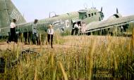 Asisbiz Fall Gelb Junkers Ju 52 3m belly landed Horst and Venlo Limburg Province Holland May 1940 01