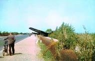 Asisbiz Fall Gelb Junkers Ju 52 3m shot down over Delft Netherlands 25th May 1940 NIOD