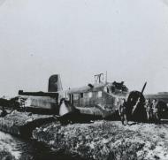 Asisbiz Fall Gelb Junkers Ju 52 3m shot down over Valkenburg airport 10th May 1940 NIOD