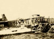 Asisbiz Fall Gelb Junkers Ju 52 3m shot down over Veenendaal 10th May 1940 NIOD