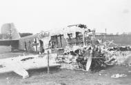 Asisbiz Fall Gelb Junkers Ju 52 3m shot down over Veenendaal 10th May 1940 NIOD2