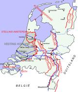Asisbiz Map showing major Dutch defence lines May 1940 wiki 01