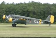 Airworthy Junkers Ju 52 Warbird CASA C 352L N352JU coded AZ+JU 01