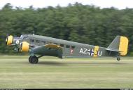 Asisbiz Airworthy Junkers Ju 52 Warbird CASA C 352L N352JU coded AZ+JU 01