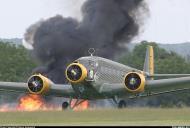 Airworthy Junkers Ju 52 Warbird CASA C 352L N352JU coded AZ+JU 10