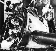 Asisbiz Junkers Ju 87 Stuka assembly line engine firewall structure Dessau plant 01