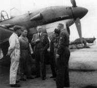 Asisbiz Junkers Ju 87 Stuka designer Hermann Pohlmann center at Dessau Plant 01
