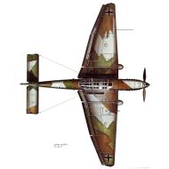 Asisbiz Junkers Ju 87A Stuka early production prototype color scheme 0A