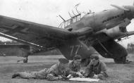 Asisbiz Junkers Ju 87A1 StS2 Stkz GJ+NV WNr 5008 Bad Aibling Sep 1941 01