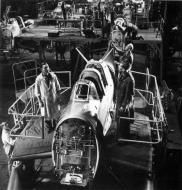 Asisbiz Junkers Ju 87A1 Stuka assembly line Dessau plant 1938 01