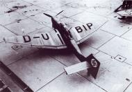 Asisbiz Junkers Ju 87V4 Stuka prototype D UBIP WNr 4924 at the factory 1936 03