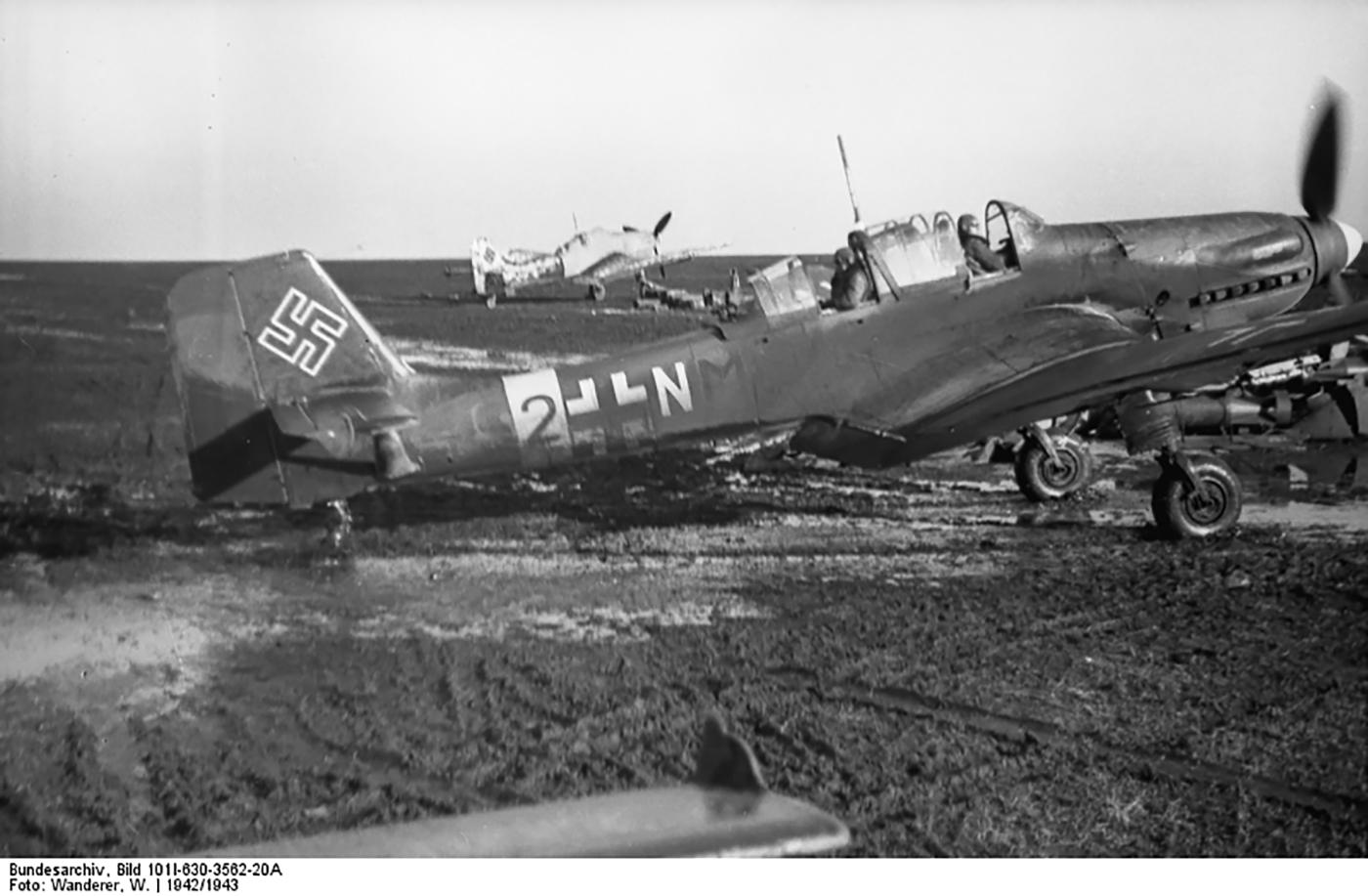 Junkers Ju 87D-5.   Wwii aircraft, Luftwaffe, Military