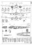 Asisbiz Artwork technical drawing Junkers Ju 88 cutaway 0C