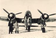 Asisbiz Junkers Ju 88A during winter operations 01