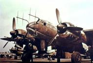 Asisbiz Junkers Ju 88G fitted with FuG220 radar 01