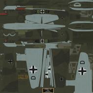 Asisbiz COD C6 Ju 88A5 Stab II.KG30 4D+DC WNr 8020 France 1940