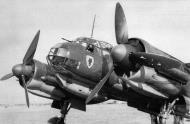 Asisbiz Junkers Ju 88A4 showing the III.KG30 emblem 01