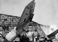 Asisbiz A partially destroyed Junkers Ju 88G NJG2 destroyed 1945 03