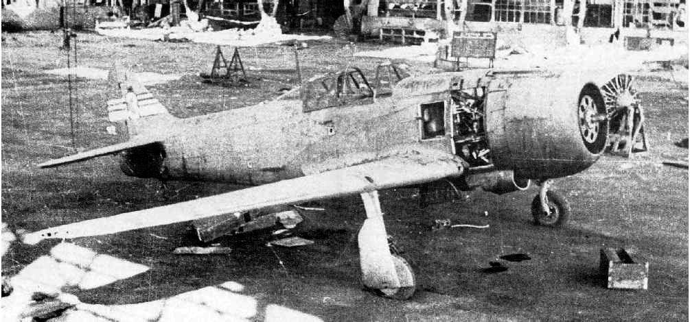 Kawasaki Ki 100 II Kou 3 Operational Test and Training (OTT) chutai Tokyo Japan 1945 01