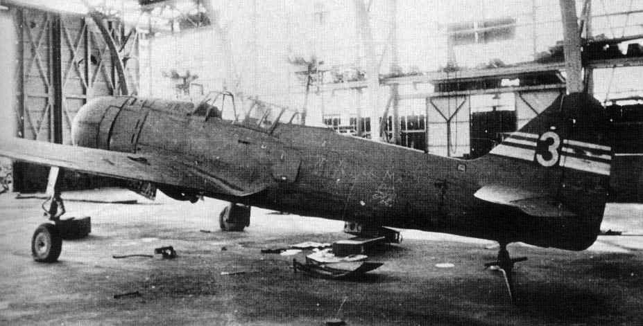 Kawasaki Ki 100 II Kou 3 Operational Test and Training (OTT) chutai Tokyo Japan 1945 02