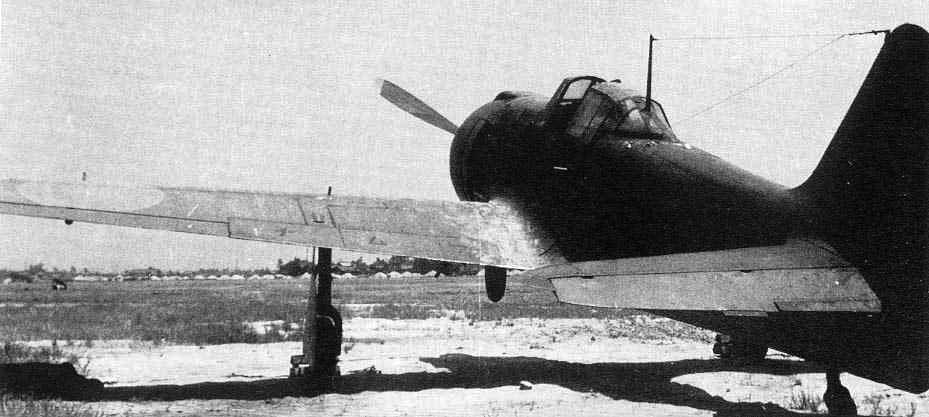 Kawasaki Ki 100 allied code name Tony Japan 1945 01
