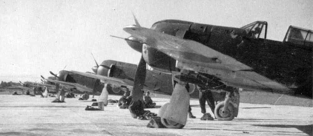 Kawasaki Ki 100 allied code name Tony Japan 1945 04