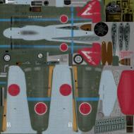 Asisbiz IL2 B7 Ki 100 244 Sentai Blue 68 Tembico Kobayashi Japan 1945