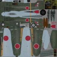 Asisbiz IL2 B7 Ki 100 244 Sentai Red Tembico Kobayashi Japan 1945