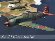 Asisbiz IL2 GB Ki 100 244 Sentai 1 Chuntai W32 Japan 1945 V0A