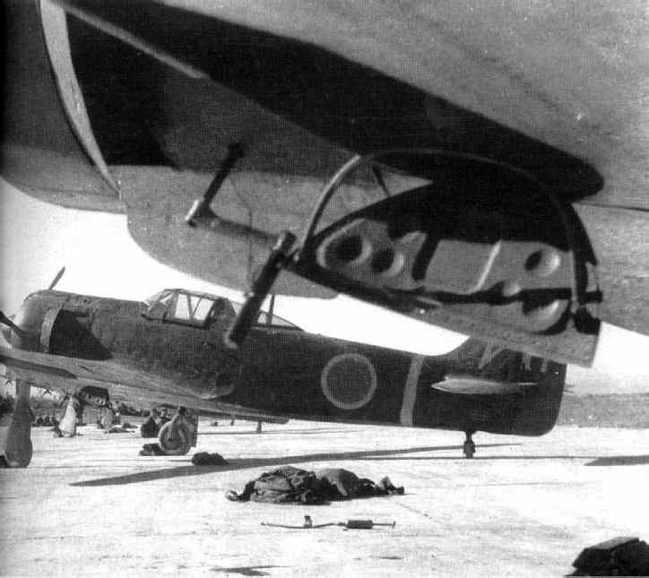 Kawasaki Ki 100 5 Sentai 1 Chutai white 47 Japan 1945 01