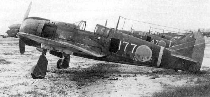 Kawasaki Ki 100 Tony 59 Sentai 2 Chutai white 177 Japan 1945 01