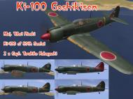 Asisbiz IL2 B7 Ki 100 I Kou 59 Sentai 3 Chutai White 078 Japan 1945 V0A