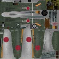 Asisbiz IL2 B7 Ki 100 I Kou 59 Sentai 3 Chutai White 078 Japan 1945