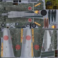 Asisbiz IL2 HM Ki 100 I Kou 59 Sentai 3 Chutai White 078 Japan 1945 NC