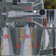 Asisbiz IL2 JH Ki 100 I Kou 59 Sentai 1 Chutai Kyushuata Japan 1945