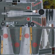 Asisbiz IL2 JH Ki 100 I Kou 59 Sentai 2 Chutai Kyushuata Japan 1945 NC