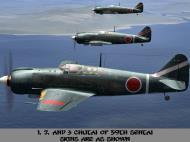 Asisbiz IL2 JH Ki 100 I Kou 59 Sentai 3 Chutai Kyushuata Japan 1945 V0A