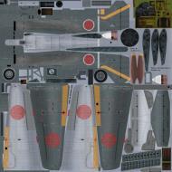 Asisbiz IL2 JH Ki 100 I Kou 59 Sentai 3 Chutai Kyushuata Japan 1945