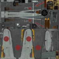 Asisbiz IL2 TF Ki 100 I Kou 59 Sentai 2Chutai W177 Omura Kyushuata Japan 1945