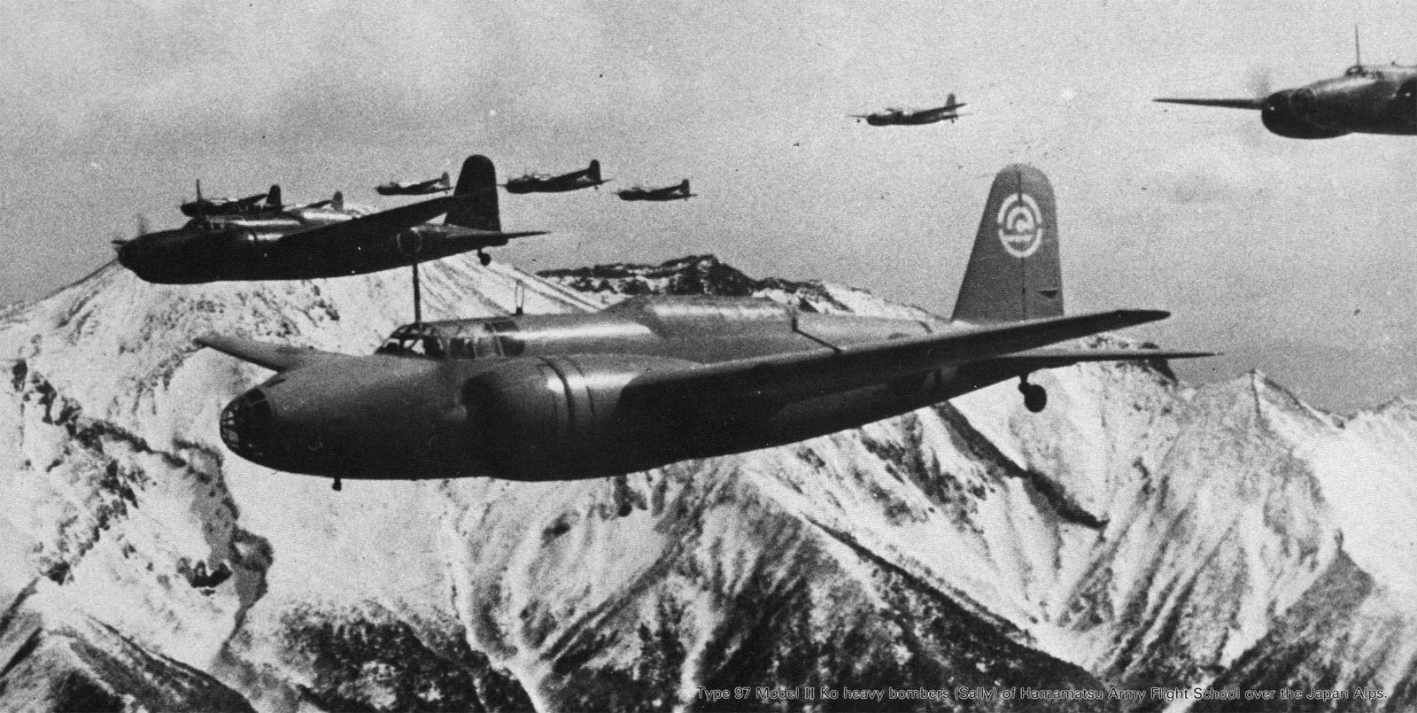 Mitsubishi-Ki-21-I-Sally-Hamamatsu-Army-