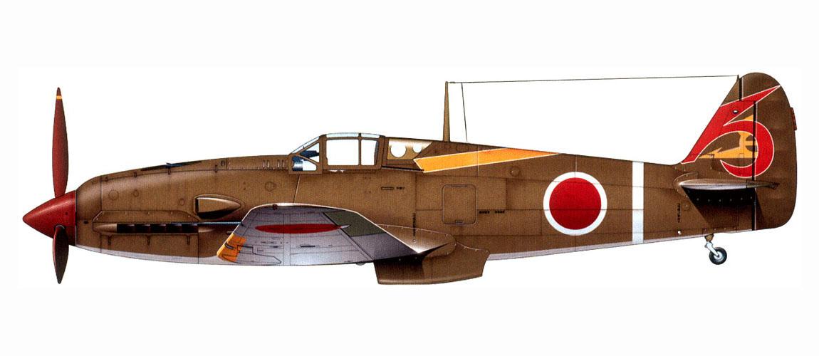 Artwork Tony Ki 64 55 Sentai 3 Okinawa 1945 0A