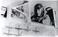 Asisbiz IJAAF Japanese pilot Tembico Kobayashi Ki 61 I Tei 244 Sentai 4424 Japan 1945 01